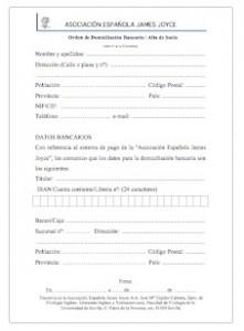 Documento para la firma