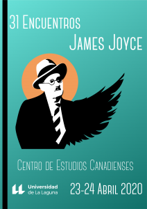 Cartel James Joyce DEF