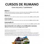 CURSOS DE RUMANO