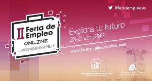 FERIA DE EMPLEO ONLINE: 20-21 DE ABRIL