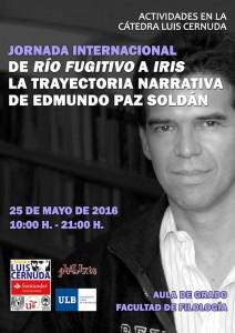 JORNADA INTERNACIONAL – CÁTEDRA LUIS CERNUDA