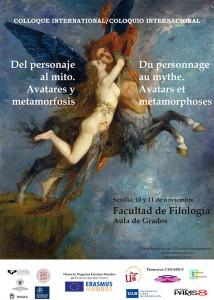 COLOQUIO INTERNACIONAL – Del personaje al mito. Avatares y metamorfosis